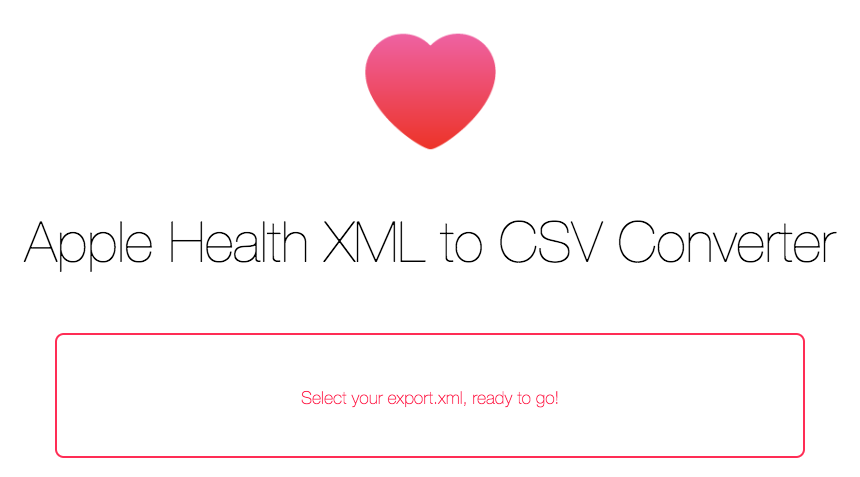 Chart Your HealthKit Data in Jupyter Notebook - Ivo's Blog!
