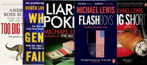 Top 5 Books Every Finance Geek Should Read