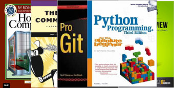 Introduction to Computer Science in 5 Amazing Books