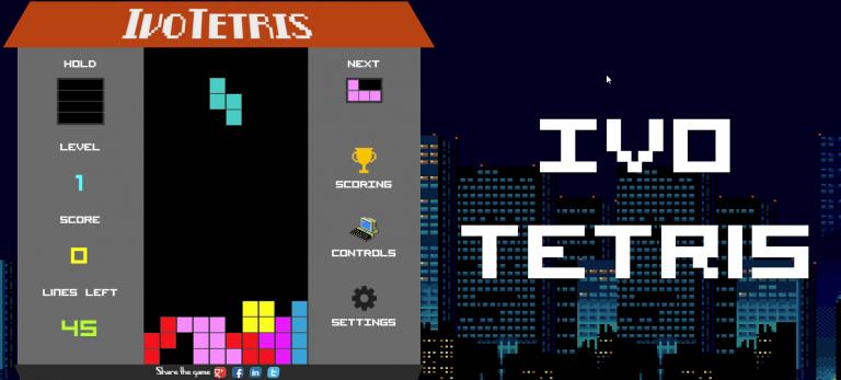 Ivo Tetris