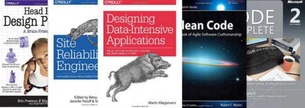 Modern Software Development in 5 Amazing Books